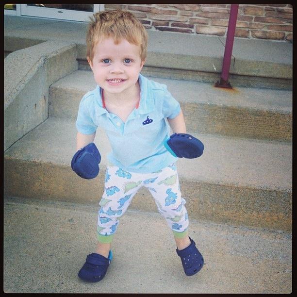 Influencing Boys Toward Greatness | Leadership