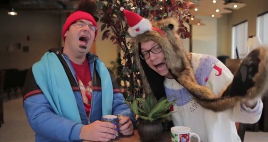 The Official LifeLine Christmas Video