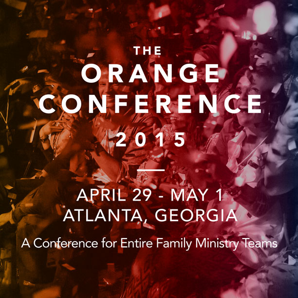 Come with Me to the Orange Conference!